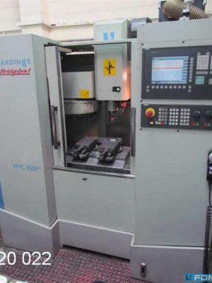 دستگاه فرز VMC 450 P3 / 810 DE Shop Mill