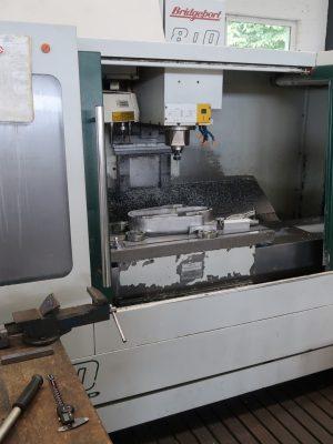 دستگاه فرز Machining center milling machineJohnford VMC-850