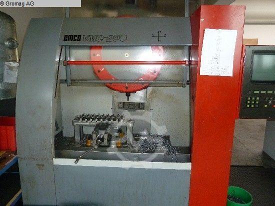 دستگاه فرز VMC-200