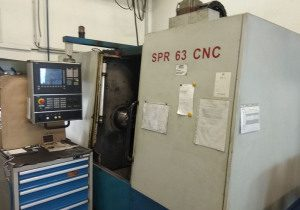 دستگاه تراش CNC LatheZPS SPR 63 CNC