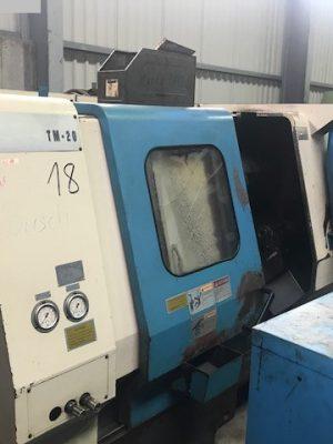 دستگاه تراش CNC latheMATRA TM-20
