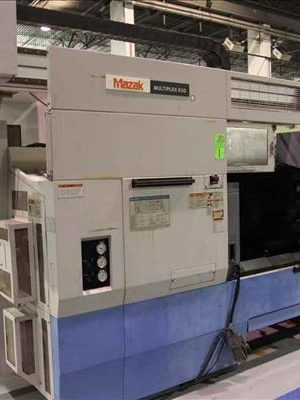 دستگاه تراش CNC LatheMazakMultiplex 630NEW