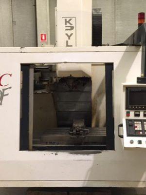 دستگاه فرز VMC 700C