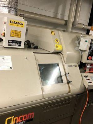 دستگاه تراش CNC مدل Cincom B16 E VI