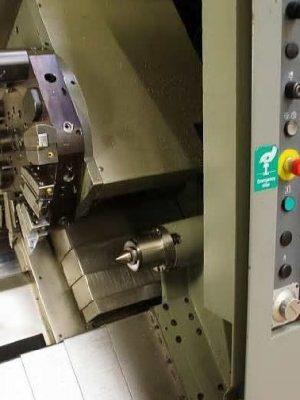 دستگاه تراش CNC Lathe with driven tools and C AxisGILDEMEISTERCTX 310 V3NEW