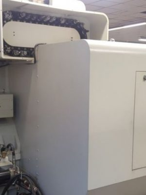 دستگاه فرز Machining Center - Vertical HARDINGE - UNITECH VMC 1500P3 - CNC 810D Shopmill