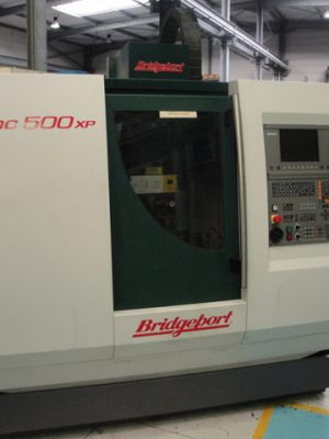 دستگاه فرز Vertical machining center BRIDGEPORT VMC 500 XP NEW