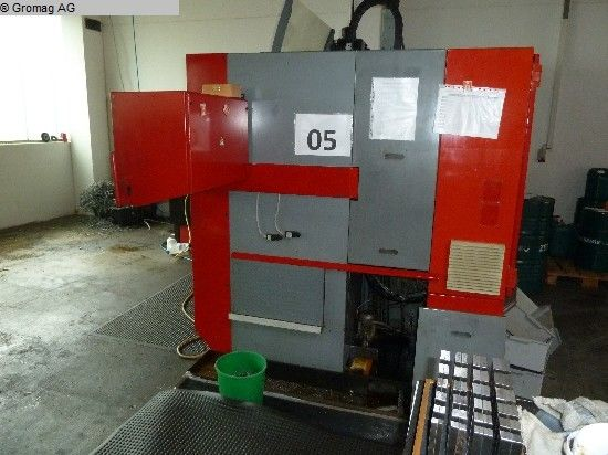 دستگاه فرز Machining centerEmcoVMC-200NEW