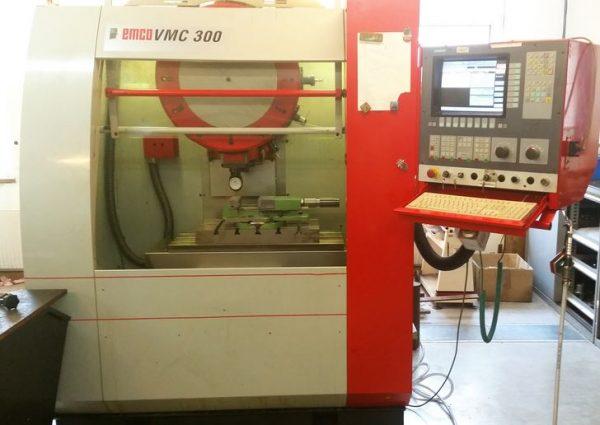 دستگاه فرز vertical machining centreEMCOVMC 300NEW