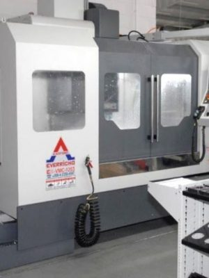 دستگاه فرز CNC Vertical Machining Center EVERRICHO ER VMC 1263A