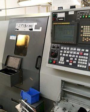 دستگاه تراش CNC LatheHYUNDAI KIASKT 15 LMS