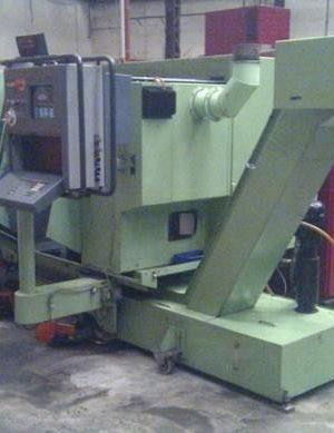 دستگاه تراشCNC latheGILDEMEISTER GDM 42/2A