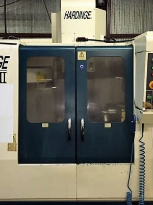 دستگاه فرز Machining center HARDINGE VMC 600 II