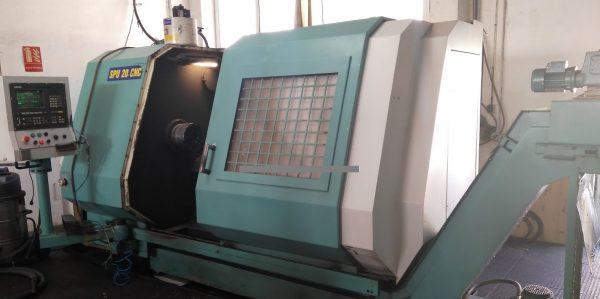 دستگاه تراش CNC latheKovosvit, Sezimovo ÚstíSPU 20