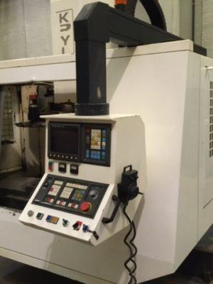 دستگاه فرز milling machining centers - verticalKryle VMC 700C