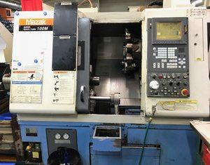 دستگاه تراش CNC LatheMAZAKSQT100M