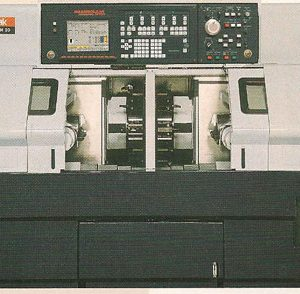 دستگاه تراش CNC lathe MAZAK DUAL TURN 20 NEW