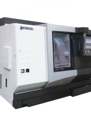 دستگاه تراش CNC latheOkumaLU 3000 EX 2SC-600