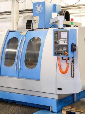 دستگاه فرز Machining centerDugard VMC 1300