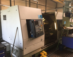 دستگاه تراش cnc lathe TRAUB TNA 600 NEW