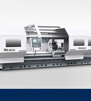 دستگاه تراش CNC lathe with 220 mm Spindle holeFAT/Haco TUR930 CNCNEW