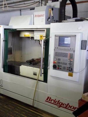 دستگاه فرز vertical machining centreBridgeportVMC-1000 XPNEW