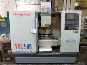دستگاه فرز VMCBridgeport 500/16