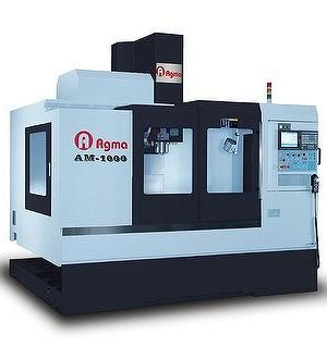 دستگاه فرز AGMA Vertical Machining Center