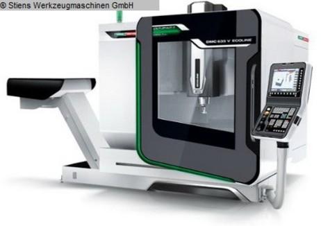 دستگاه فرز Vertical machining centerDMG DMC 635V Ecoline