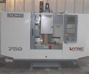 دستگاه فرز VMCCincinnati V750
