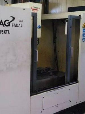 دستگاه فرز Machining Center Fadal VMC15 XTLFadal VMC15 XTL