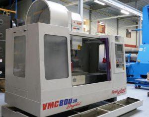 دستگاه فرز VMCBridgeport800 - 30
