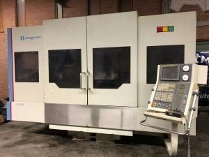 دستگاه فرز CENTRO DE MECANIZADOBRIDGEPORT VMC-1500XR