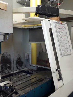 دستگاه فرز Machining centre vertical Tajmac-ZPS, a.s. VMC 840/24 NEW