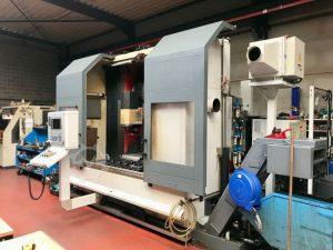 دستگاه فرز MATEC 5-axis CNC VMC and Milling MachineMATEC30HV 2000NEW