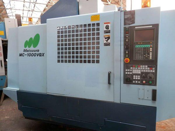 دستگاه فرز large VMCMatsuura MC 1000 VGX