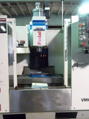 دستگاه فرز CNC- Milling Center FADAL VMC 40 NEW