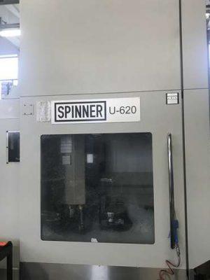 دستگاه فرز 5 axis VMCSpinner U5-620