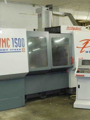 دستگاه فرز CNC Gantry Milling Machine bridgeport vmc 1500 high speed portal
