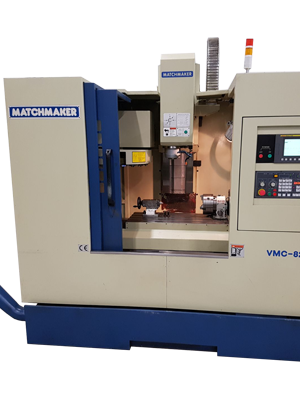 دستگاه فرز CNC Machining Centres / Milling Machines VMC 820