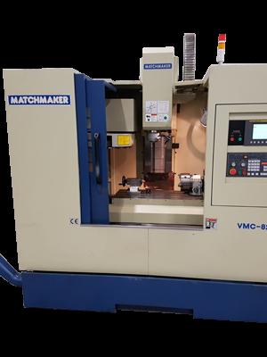دستگاه فرز CNC Machining Centres / Milling MachinesVMC 820