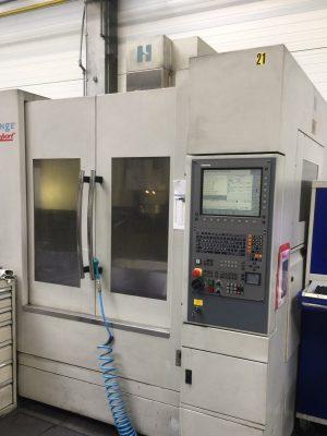 دستگاه فرز cnc vertical machining centreBridgeport VMC610 XP3