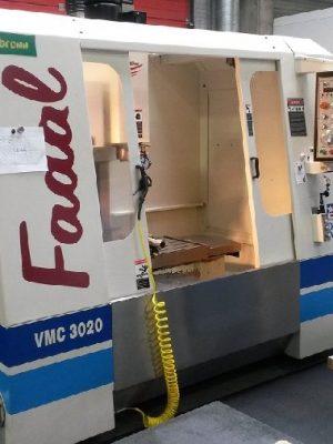دستگاه فرز CNC machining centerFADAL VMC 3020