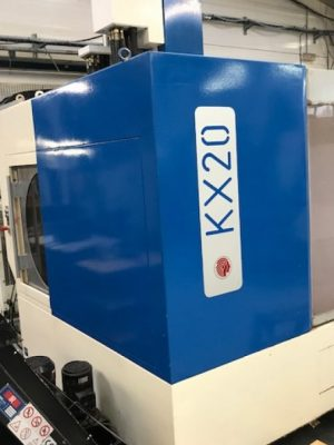 دستگاه فرز Vertical Machining center HURON KX 20 Huron KX20