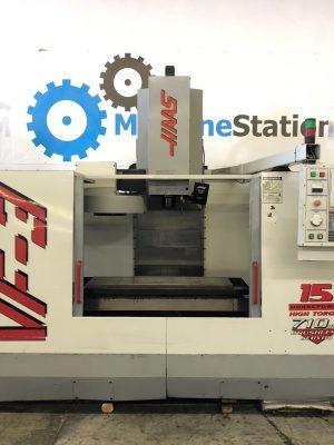 دستگاه فرز large VMC with 4th axisHaas Automation VF3
