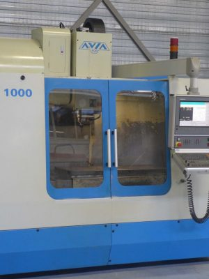 دستگاه فرز Machining center AVIA VMC 1000