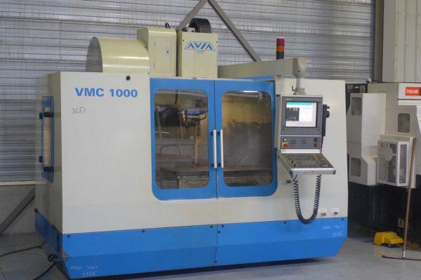 دستگاه فرز Machining centerAVIA VMC 1000