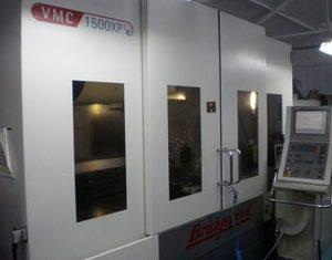 دستگاه فرز large VMC with 4th axisBRIDGEPORT 1500 XP3