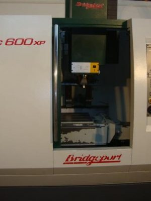 دستگاه فرز VMC Bridgeport Vmc 600 XP