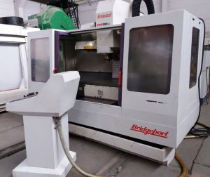 دستگاه فرز Vertical CNC BRIDGEPORT VNC 800/22
